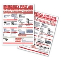 SIGN-EMERGENCY FIRST AID 19