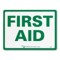 SIGN-FIRST AID 9