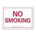 SIGN-NO SMOKING 10